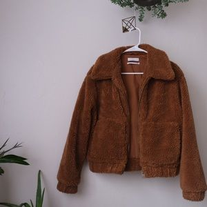 Urban Outfitters Teddy Jacket / Coat